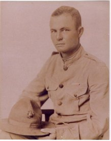 Uncle Kinney USMC WW I.