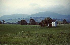 Shenandoah Farm House.